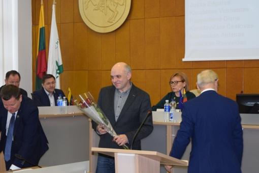 Taryba užbaigė savo kadenciją