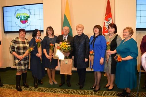 Betygalos seniūnija – tarp geriausių Lietuvos seniūnijų