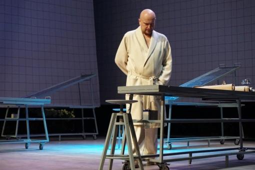 """Žiūrovams – premjera, teatro geriausiems – """"Teatrakmeniai"""""""