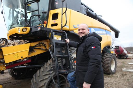 Žemės ūkio valdoms modernizuoti teikiama parama