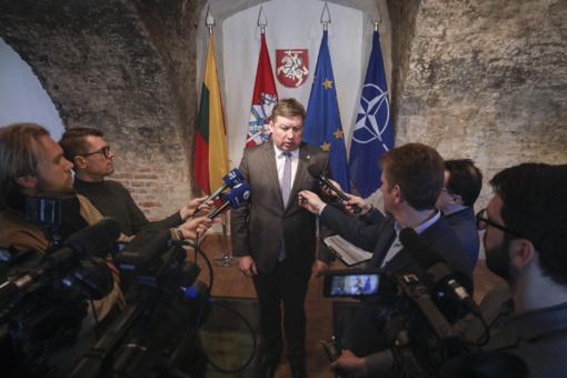 R. Karoblis: NATO turi grįžti prie savo klasikos