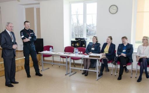 Kretingos bendruomenės pareigūnė: nuoseklios prevencinės veiklos nauda – akivaizdi
