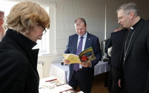 Su Telšių dvasininkais aptartos bendradarbiavimo galimybės vystant Žemaitijos regioną