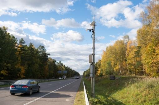 Ar naujieji modernūs greičio matuokliai nepažeidžia vairuotojų privatumo?