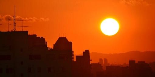 Laikotarpis nuo sausio iki vasario buvo ketvirtas karščiausias per 140 metų