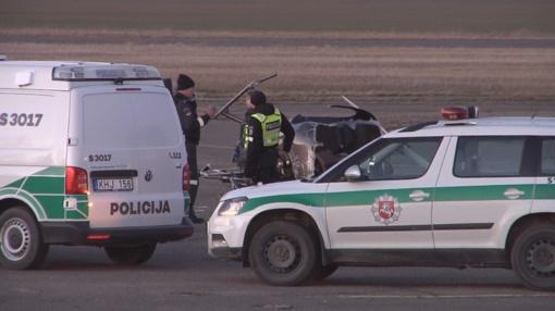 Nukritus sraigtasparniui žuvo Tauragės rajono gyventojas ir lietuvis iš Nyderlandų (papildyta vaizdo įrašu)