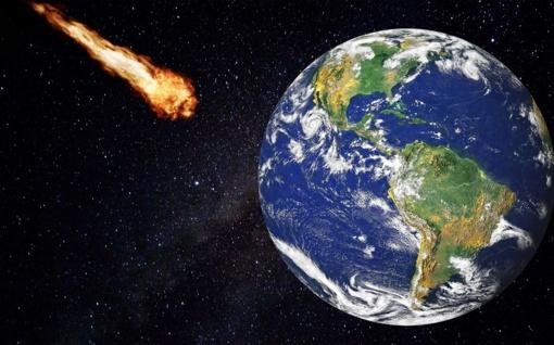 Žemės atmosferoje sprogo meteoras, kurio galia prilygo 10 Hirošimos bombų