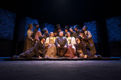 Tarptautinei teatro dienai – įspūdinga premjera ir geriausiųjų apdovanojimai
