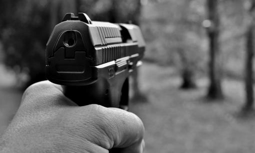 Skuodo rajone pareigūnai paėmė neteisėtai laikomą ginklą