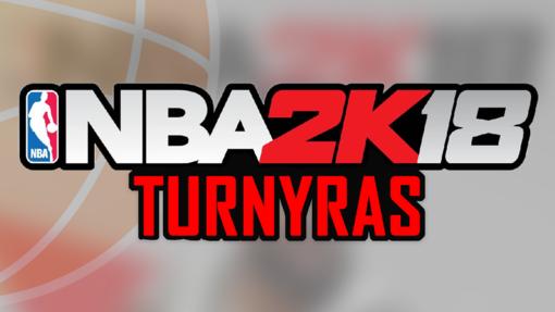 Paskubėkite registruotis į NBA 2K18 žaidimo turnyrą!