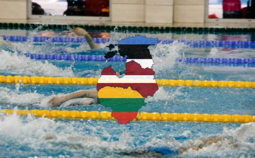 Baltijos šalių plaukimo čempionate šiauliečiai skynė prizines vietas