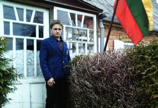 Aleksas iš Steigvilių užrašė gimtojo kaimo istoriją