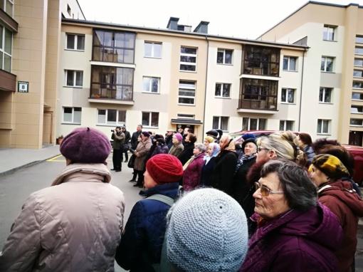 Atidengta Druskininkų garbės piliečiui Alfonsui Šuliauskui skirta atminimo lenta