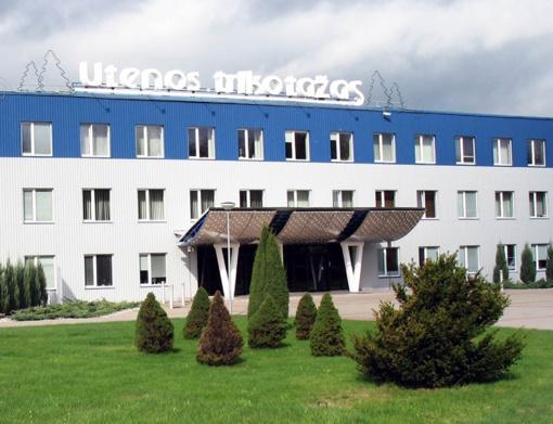 """""""Utenos trikotažas"""" įsteigė antrinę įmonę Latvijoje"""