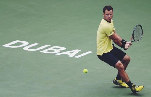 Tenisininkas R. Berankis Prancūzijoje nepateko į finalą
