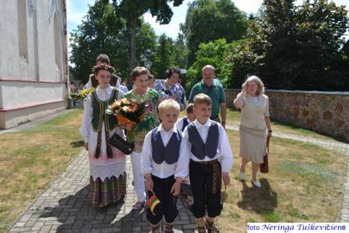 Marija Remienė švenčia gražų jubiliejų