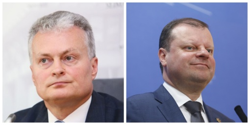 G. Nausėda atsakė į S. Skvernelio kritiką: į rinkimus eina visiškai nepasiruošęs