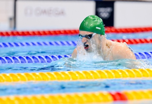 Suomijoje - plaukiko G. Titenio pergalė