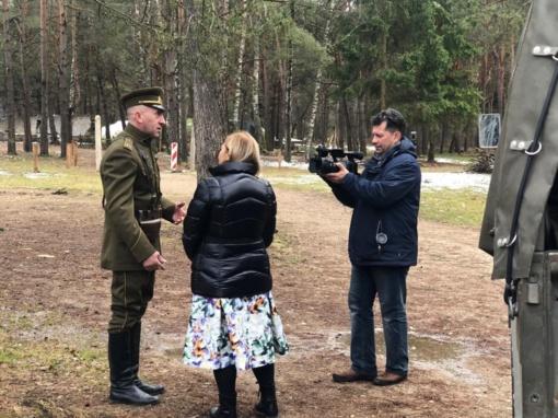 """Ukmergė – Ukrainos TV kanale ,,5"""""""