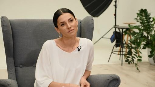 """Agnė Jagelavičiūtė: """"Kai atėjau dirbti į televiziją, buvau ten pati negražiausia mergaitė"""""""