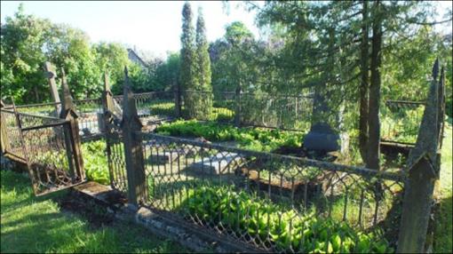 Generolo M. Katchės kapas paskelbtas saugomu nacionalinio lygmens paminklu