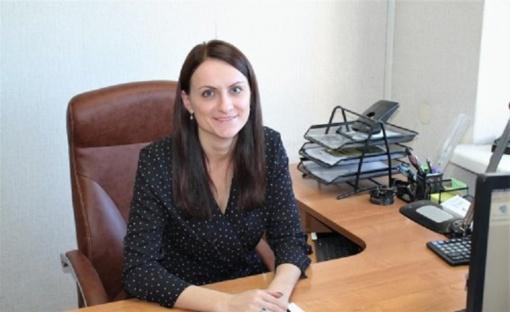 Centralizuotos buhalterijos skyriaus specialistės pareigas pradėjo eiti Inga Bartkutė