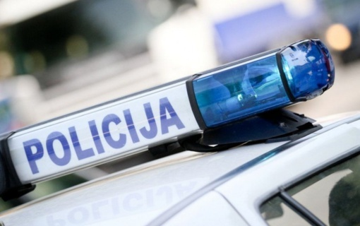 Vilniaus rajone keliu bėgęs ir partrenktas vyras pabėgo ir iš ligoninės