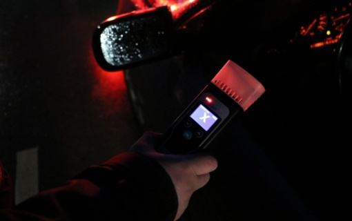 Lazdijų rajone sulaikytas neblaivus vairuotojas