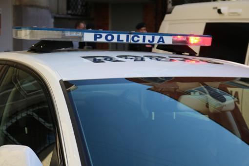 Vilniuje partrenkta šešerių metų mergaitė