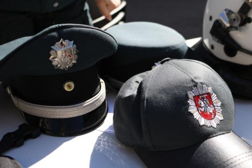 Praėjusios paros nusikalstamų veikų suvestinėje minimi ir pareigūnai