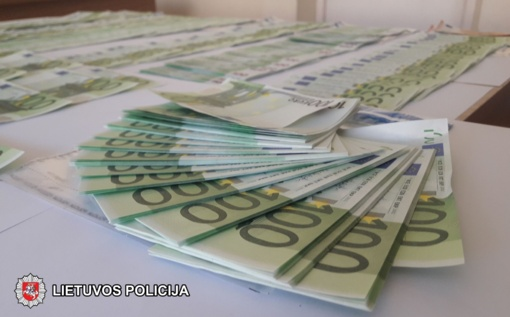 FNTT: įtariama, kad internetinės parduotuvės savininkas galėjo pasisavinti 240 tūkst. eurų