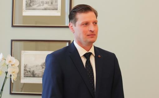 Į aplinkos ministrus skiriamas K. Mažeika turėtų prisiekti kitą savaitę