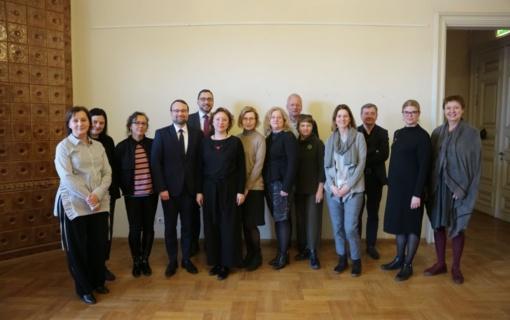 Ministerijos kolegijos posėdyje – kultūros politikos strategija