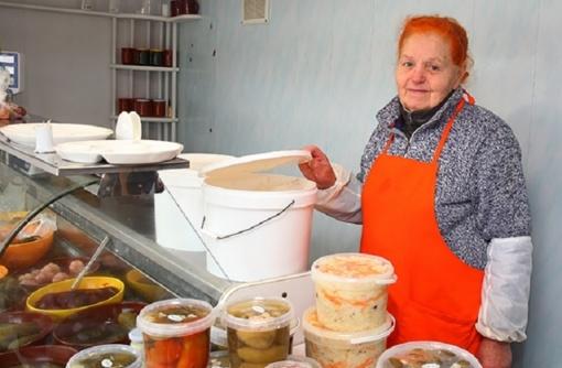 Dituviškių raugintos daržovės – ne tik žiemą