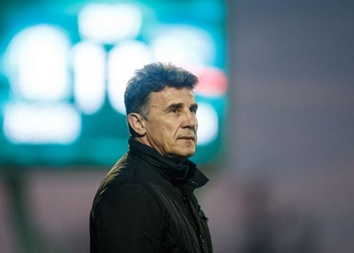"""""""Žalgirio"""" treneris M. Zubas: pavyko sustabdyti """"Sūduvos"""" stipriąsias puses"""