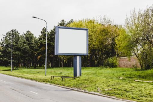 Naujovės išorinės reklamos įrengimo klausimais