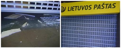 Prekybos centro Lietuvos pašto skyriuje kilo nesklandumai