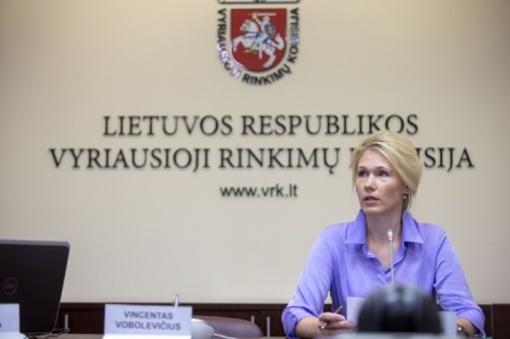 VRK patvirtino galutinį kandidatų į prezidentus sąrašą