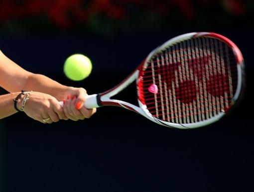 Tenisininkė I. Dapkutė Egipte laimėjo pirmąją dvejetų kovą