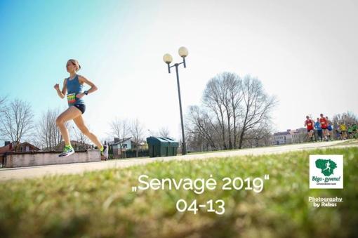 Panevėžyje rengiamas Senvagės bėgimas susidūrė su netikėtomis kliūtimis