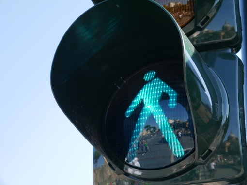 Siekiant užtikrinti saugumą uostamiestyje – pokyčiai gatvėse
