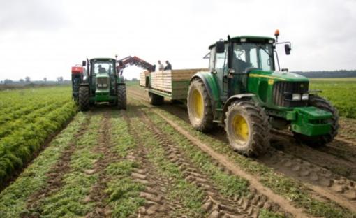 Pastaruosius trejus metus Širvintų rajone stambėja ūkiai
