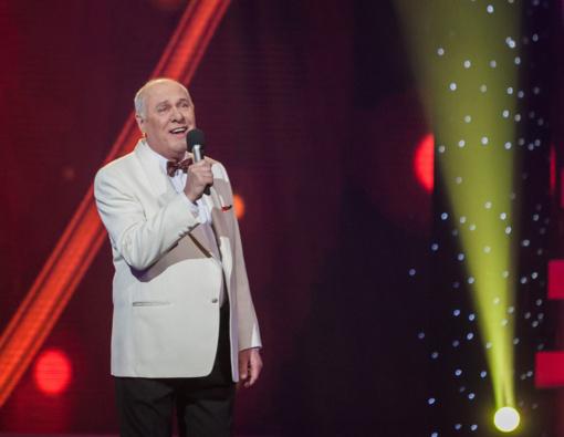 Prezidentė pasveikino operos solistą V. Prudnikovą 70-mečio proga
