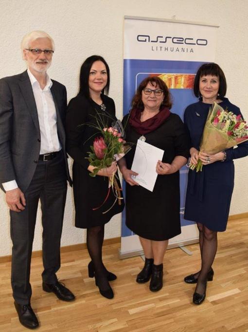 Savivaldybių viešųjų bibliotekų asociacijos nominacija atkeliavo į Vilkaviškį