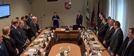 Stebėkite Savivaldybės tarybos posėdį tiesiogiai (vaizdo įrašas)