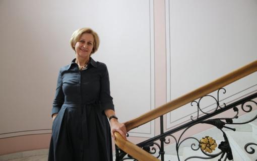 Konkursą vadovauti Lietuvos liaudies buities muziejui laimėjo G. Šapranauskaitė