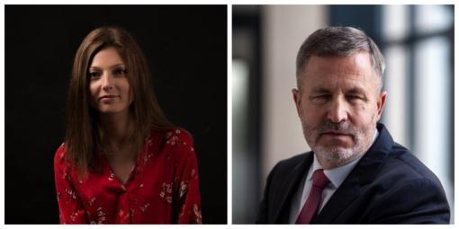 Šiaulių socdemams vadovaus nauja pirmininkė