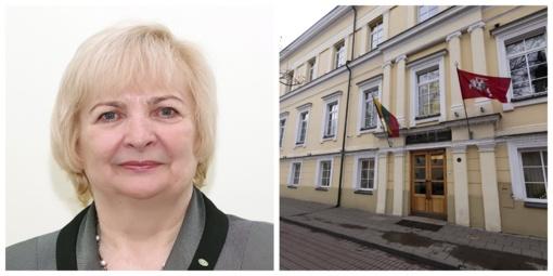 Atsistatydino švietimo, mokslo ir sporto viceministrė M. Bilotienė