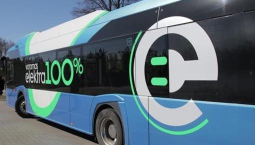 Pasirašyta sutartis su elektrinių autobusų tiekėjais