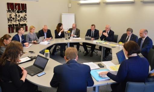 Ministras A. Monkevičius: svarbiausias tikslas – suderinti valstybės poreikius ir abiturientų pasirinkimus